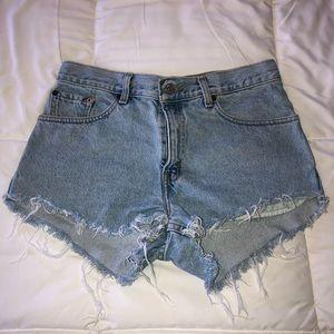 Levi's Shorts - Levi Denim Shorts